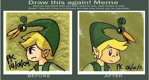 Memes For Fb - draw it again meme minish cap link by purple neon on deviantart