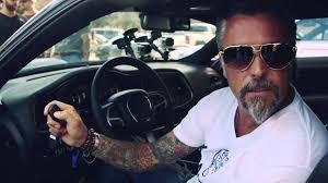richard rawlings long hair richard rawlings his grey hair and tattoos always get me