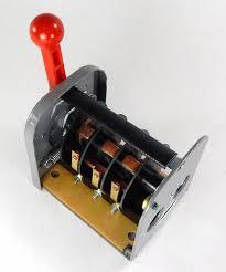 Corn Furnace 1 5 Hp 2 Hp Electric Motor Reversing Drum Switch Position