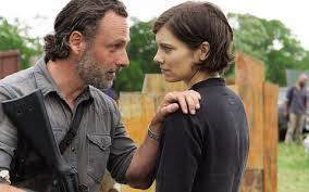 walking dead admits he really really did not want to leave