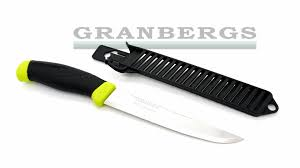 Mora Kitchen Knives by Granbergs Morakniv Fishing Comfort Scaler 150 Knife