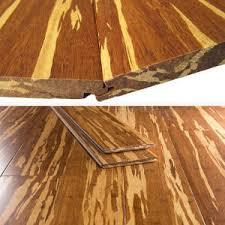 china uniclic tiger strand woven solid bamboo flooring china