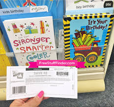 free american greeting cards at cvs 1 03 moneymaker