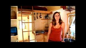 tumbleweed tiny house tour with ella jenkins youtube