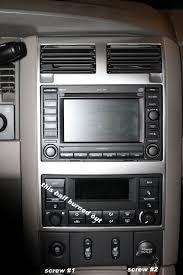 jeep durango 2008 2007 dodge durango heater ac control instrument lights burned out