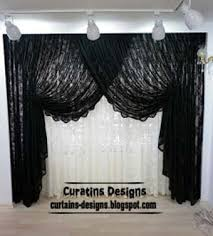 Black And White Curtain Designs Black And White Curtains Top 10 Designs Of Black And White