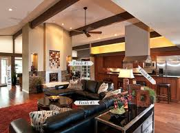 what a great room family room meets kitchen la z boy arizona