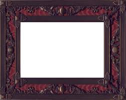 Photo Frame High Gloss Lacquer Ornate Photo Picture Frame Chic Shabby 12x16