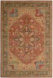 Rust Area Rug Nourison Living Treasures Rust Area Rugs