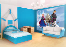 Barbie Beds Bedroom Create The Magically Frozen Bedroom Ideas For Little