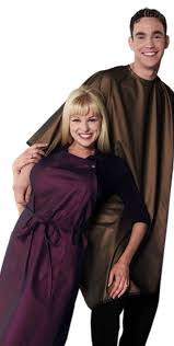salon capes gowns coverups and aprons salon suites pinterest