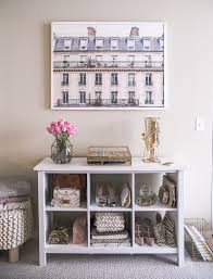 a style blogger u0027s blush pink bedroom and workspace