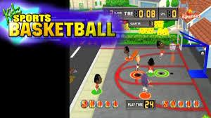 kidz sports basketball ps2 youtube