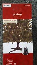 rotating tree stand ebay