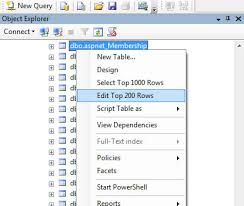 how to view table in sql ssms how to edit data in result grid in sql server management