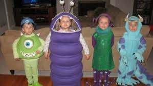 monsters inc costumes s inc costumes threads