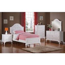 white twin bedroom set kids levin furniture