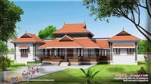 Nalukettu Floor Plans Kerala Style Nalukettu House Youtube
