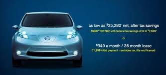 nissan leaf ads más de 8 000 reservas para el nissan leaf en sólo nueve días