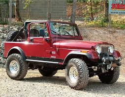 1986 jeep comanche lifted superlift 4 suspension lift kit for 1982 1986 jeep cj5 cj7 cj8