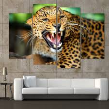 Animal Print Home Decor by High Quality Leopard Print Wall Art Buy Cheap Leopard Print Wall