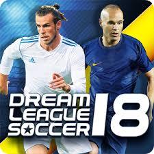 Dream League Soccer 2018 v5.0.2 Hack Full Tiền Phá Game