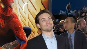 Meme Tobey Maguire - tobey maguire graciously congratulates the new spider man with a