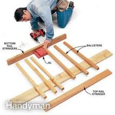 How To Build A Handrail On A Deck 7 Deck Building Tips Family Handyman