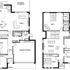 two story floor plans home architecture house plans two story floor plan modern small