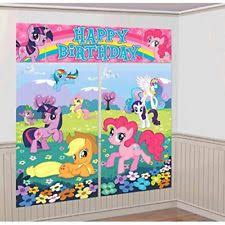 My Little Pony Party Centerpieces by My Little Pony Party Decorations Ebay