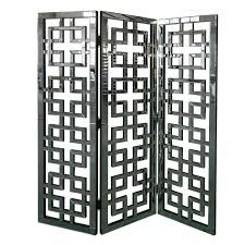 Screens Room Dividers by Hollywood Geometric Mirror Screen Room Divider Products