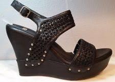 ugg platform sandals sale ugg australia jules black platform wedge womens size 7 us ebay
