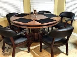 dining room poker table round poker tables gallery dallas custom poker tables