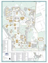 Map Of Wilmington Nc Maincampus 8 5x11 Png