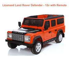 land rover kid land rover defender 12v electric ride on kids car auto kids