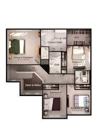 What Is Wic In Floor Plan Keystone Ii In Richfield Homes
