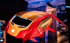 iron man fans can now experience disney u0027s first marvel ride