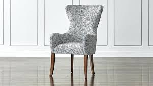Upholstered Wingback Chair Salon Upholstered Wing Dining Chair Slipcover Wingback Table Uk