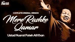 download free mp3 qawwali nusrat fateh ali khan mere rashke qamar original complete version ustad nusrat fateh