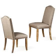 Linen Dining Chair Sand Parsons Chair Kirklands