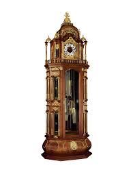 Contemporary Grandfather Clock Grandfather Clock 851 A By Creaciones Cordon Interior Deluxe
