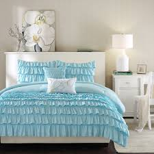 bed comforter sets for teenage girls amazon com id10 021 waterfall comforter set home u0026 kitchen