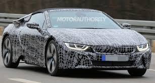 I8 Bmw Interior 2018 Bmw I8 Spyder Release Date Price Specs Interior Good Cars