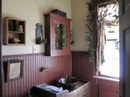 Country Bathroom Ideas Colors 157 Best Colonial Bathroom Images On Pinterest Primitive