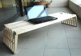 Diy Lap Desk Diy Ikea Shoe Rack Laptop Desk Lifehacker Australia