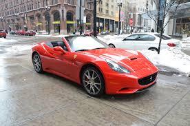 Ferrari California 2012 - 2012 ferrari california stock b572a for sale near chicago il