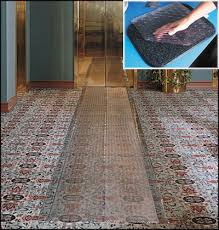 Plastic Rug Runners Clear Trax Clear Runner Clear Floor Protectors By Allmats Com