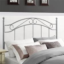 mainstays full queen metal headboard multiple colors aaa