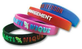 silicone bracelet wristband images Custom embossed silicone wristbands no inkfill custom silicone jpg