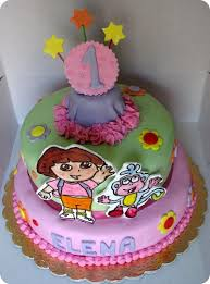dora cakes u2013 decoration ideas little birthday cakes